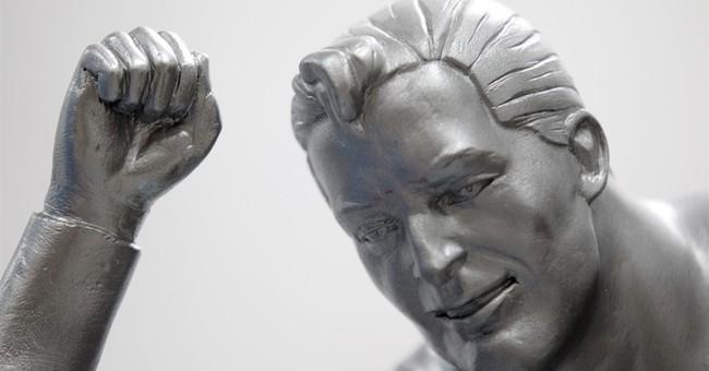 Cleveland panel OKs high-flying lakefront statue of Superman