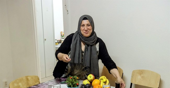 After uncertainty, new start for Syrian family in Germany