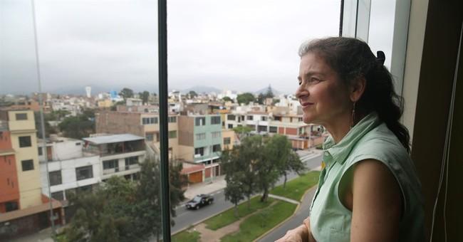 US activist heading home after serving Peru sentence