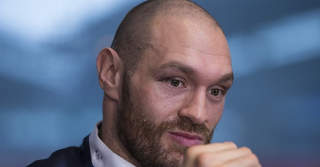 One-of-a-kind Fury won't change after heavyweight title win