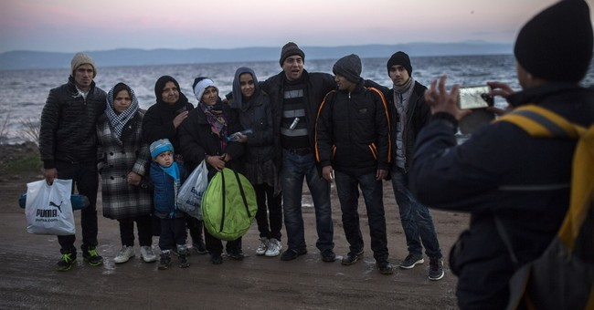 Report: Turkey detains 1,300 migrants in sweep