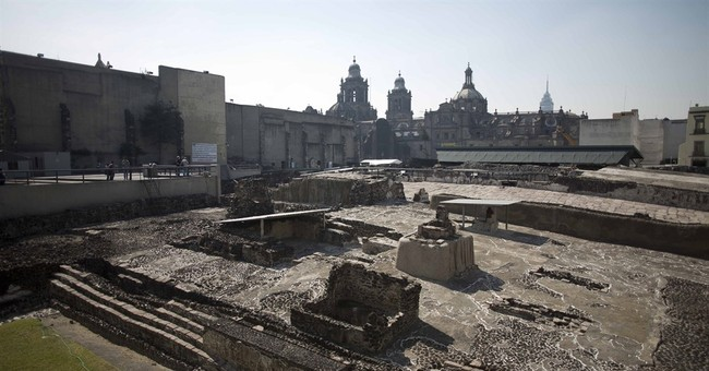 Mexico experts: passageway may lead to Aztec ruler