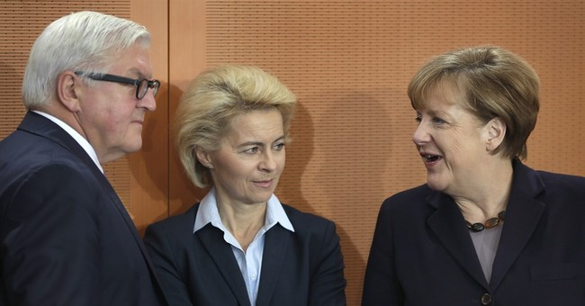 German Cabinet OKs military mission against IS in Syria