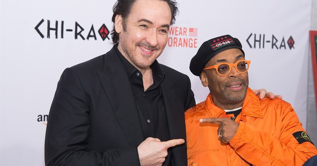 Spike Lee rips Rahm Emanuel on 'Chi-Raq' orange carpet