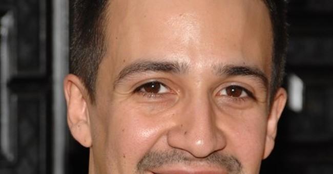 Lin-Manuel Miranda wrote song for 'Force Awakens'
