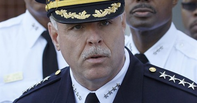Ousted top Chicago police superintendent a cop's cop