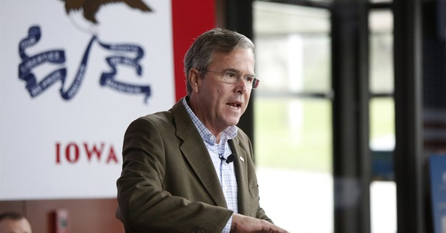 Bush: Uncertain I would have attended Paris climate summit