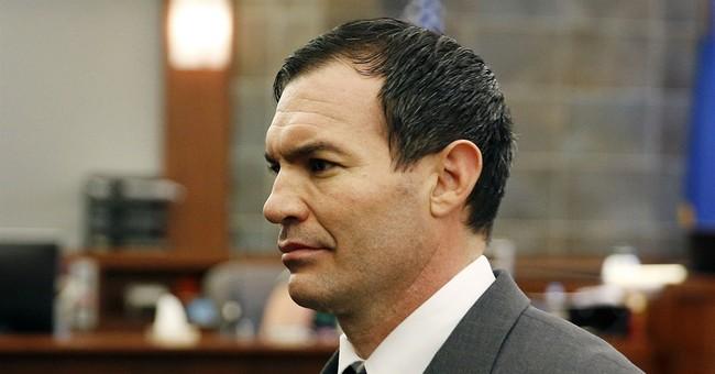 Ex-Vegas firefighter gets life in prison in wife murder case