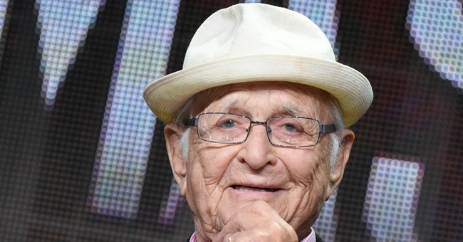 Norman Lear says TV is still a place to talk about race