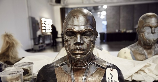 How to make a tin man? Ask the wizards of 'The Wiz Live!'