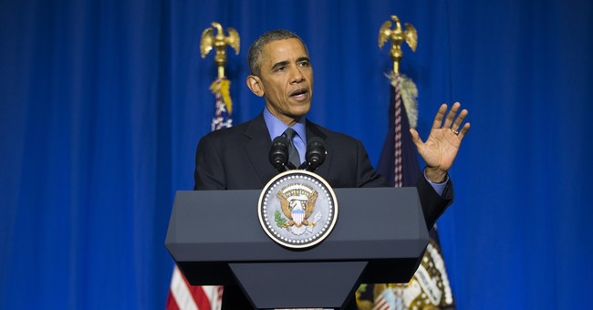 The Latest: Negotiators take heart at Obama comments