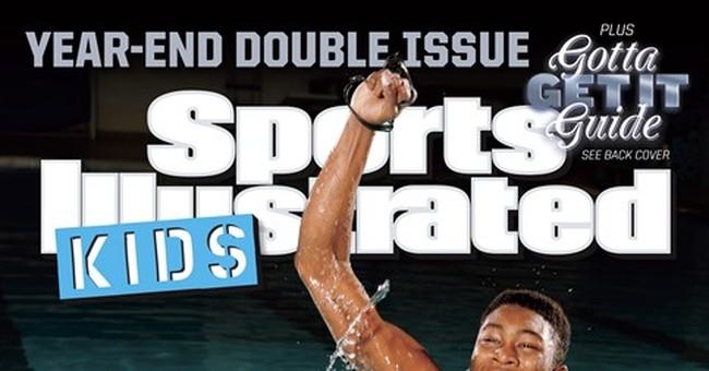 Suburban Philadelphia swimmer is SI's Sports Kid of the Year
