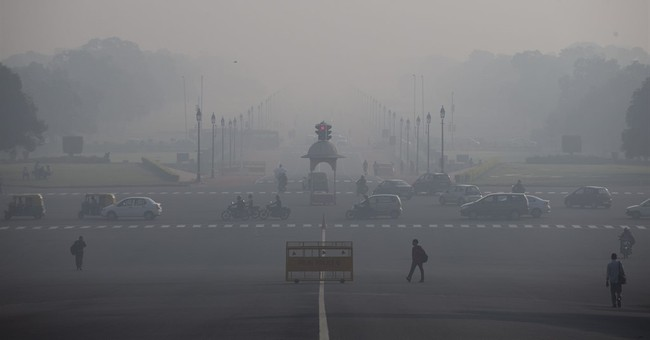 New Delhi announces special measures to fight air pollution