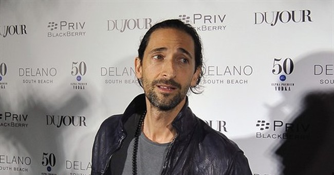 Hilary Swank, Adrien Brody kick-off Miami's Art Basel