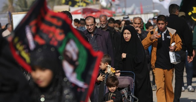 Millions of Shiites gather in Iraq's Karbala for Arbaeen