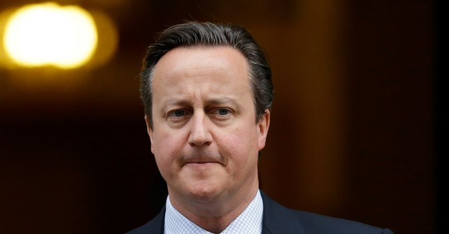 Britain launches airstrikes on IS in Syria