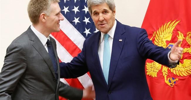 Montenegro prime minister says NATO invitation historic day
