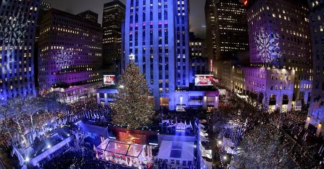 Heightened security amid Rockefeller Christmas Tree lighting