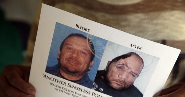 APNewsBreak: Man shot in head files claim against LAPD