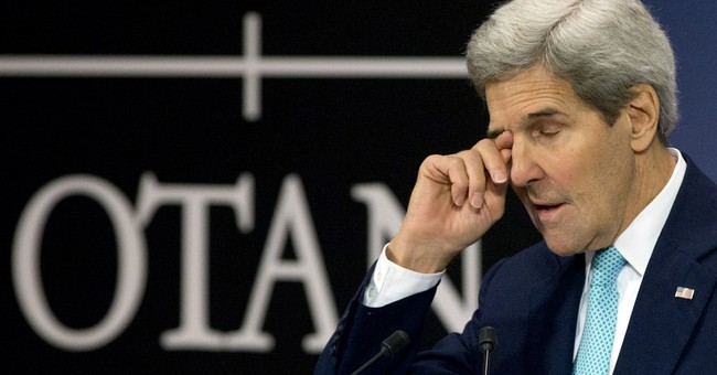 Kerry says NATO members ready to step up anti-IS fight