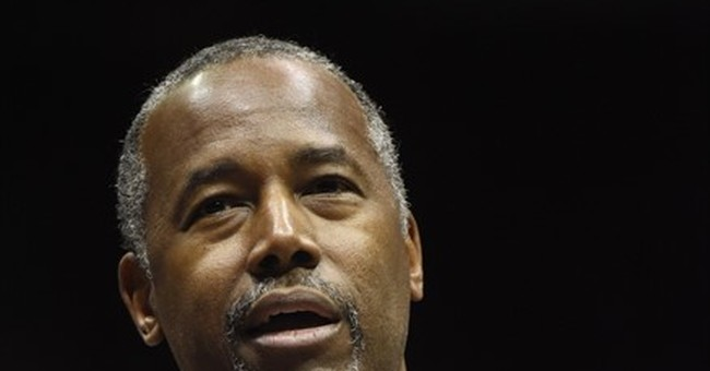 Carson clarifies support for government spying on citizens