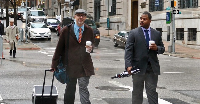 Jurors get an up-close look at Freddie Gray van