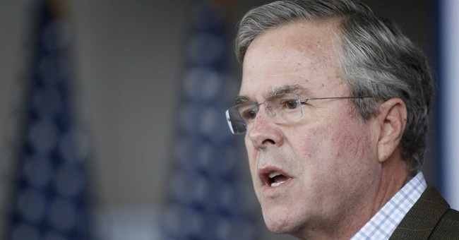 AP FACT CHECK: Bush numbers off on bombing missions in Syria