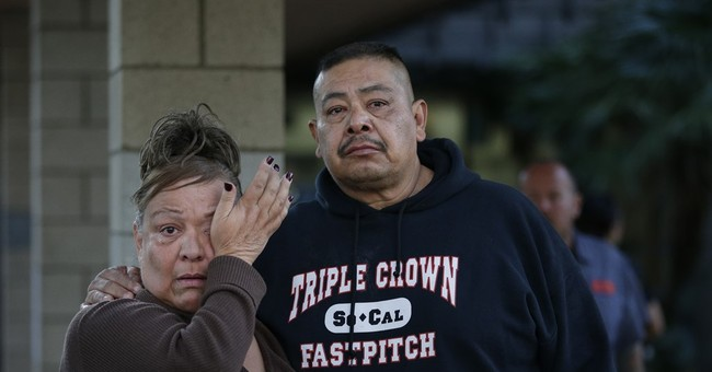 Anxious family members await word on safety of loved ones