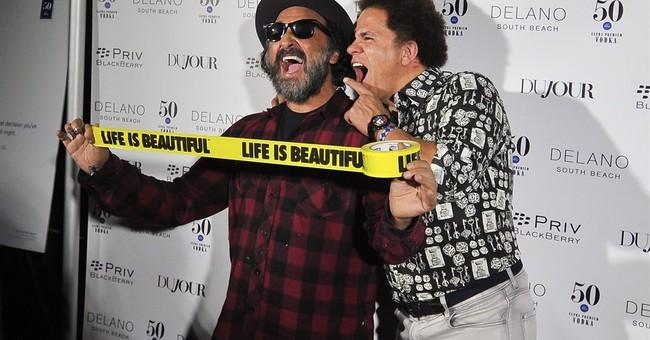 Hilary Swank, Adrien Brody kick-off Miami's Art Basel