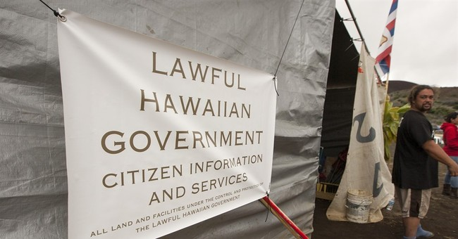 Hawaii Supreme Court voids telescope construction permit