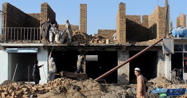 Afghans face daunting task in rebuilding war-battered city