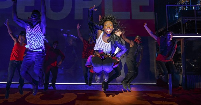 Review: 'Invisible Thread' is a vibrant, pulsating musical