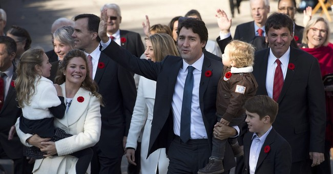 Canada's new PM criticized for using taxpayer-funded nannies