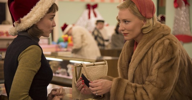 'Carol' dominates New York Film Critics Circle Awards