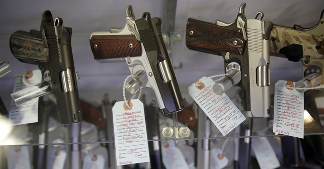 FBI: Background checks for gun sales peak on Black Friday