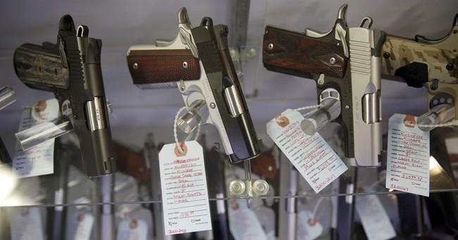 FBI: Background checks for gun sales peak on Black Friday