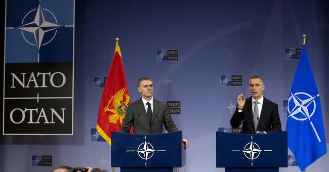 NATO invites Montenegro to join, as Russia plots response