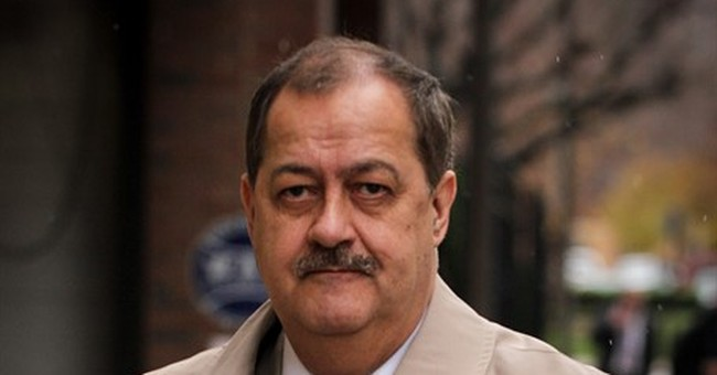Ex-coal CEO Blankenship convicted of misdemeanor conspiracy