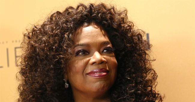 Oprah Winfrey writing inspirational memoir, starting imprint