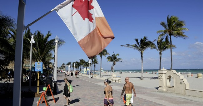 Where have all the Canadian tourists gone?