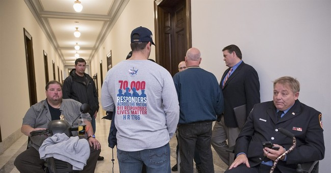 9/11 responders press Congress to extend expired health fund