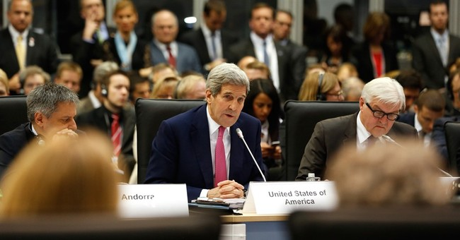 Kerry: We can defeat IS within 'months' of Syrian transition