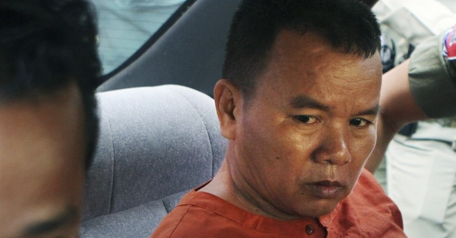 Unlicensed Cambodian doctor imprisoned for spreading HIV