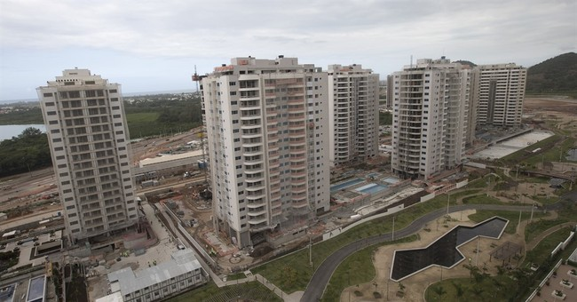 Air conditioning in athletes village hit by Rio budget cuts