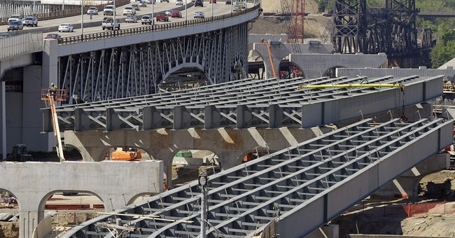 Obama signs 5-year infrastructure spending bill