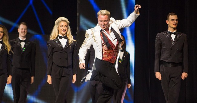 Dance star Michael Flatley will hit the road a last time