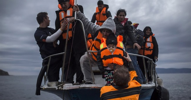 The Latest: Serbian leader calls for migration solution