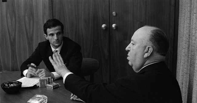 In 'Hitchcock/Truffaut,' a tete-a-tete between two titans