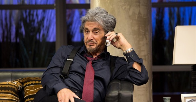 Review: Al Pacino rascally in Mamet's flat 'China Doll'