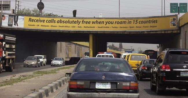 Nigeria slashes telecoms company fine by a third to $3.4 bln